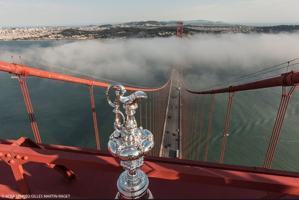 AC35: America's Cup protocol announced
