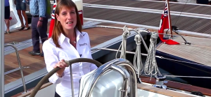 Rustler 37 long-distance cruising yacht: first look video