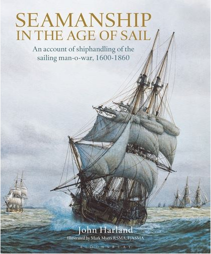 Seamanship in the Age of Sail - christmas present ideas