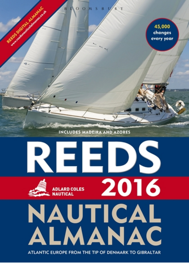 Reeds nautical almanac – a must-have on board
