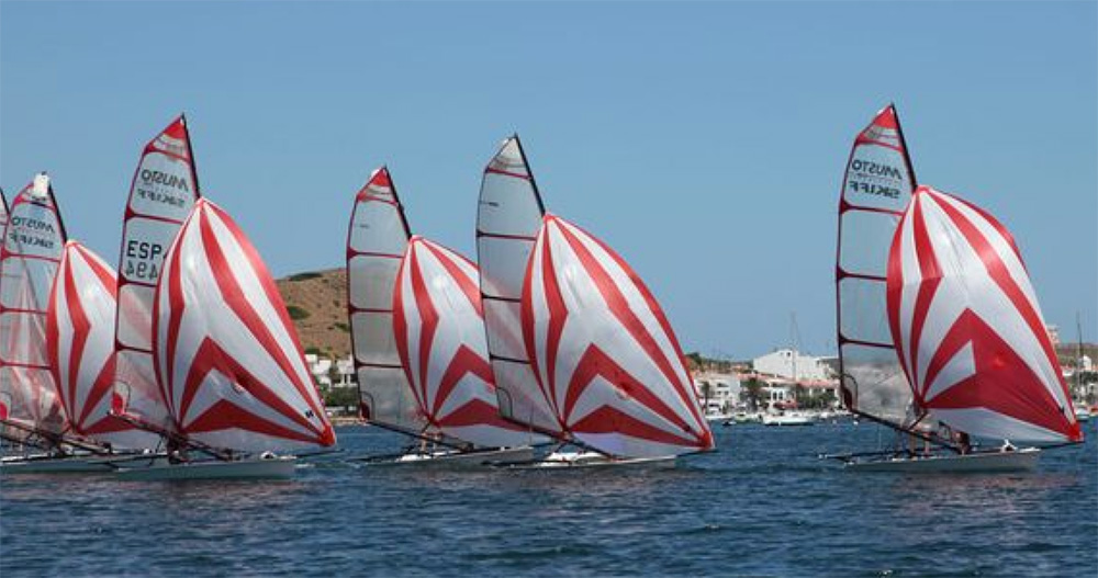 Dinghy beach-based holiday specialists Minorca Sailing offer a high level of tuition and a fabulous range of boats.