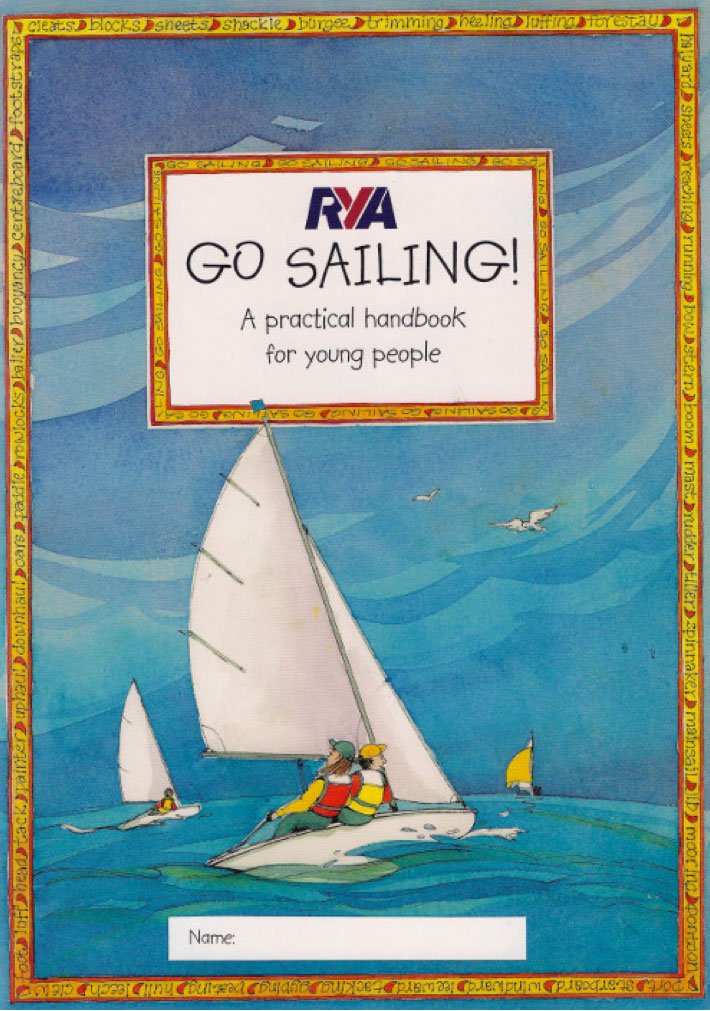 Go Sailing by Claudia Myatt.