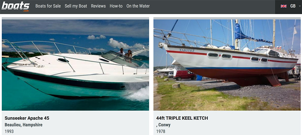 boats.com classified ads
