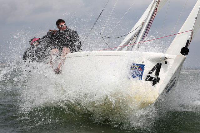 Royal Southern YC crew wins inter-club challenge
