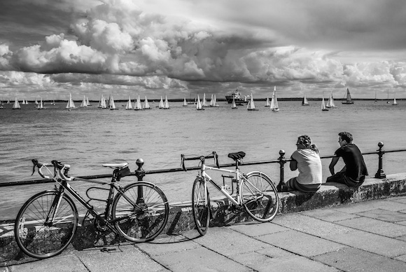 Happy snappers: Cowes Week photo competition winners