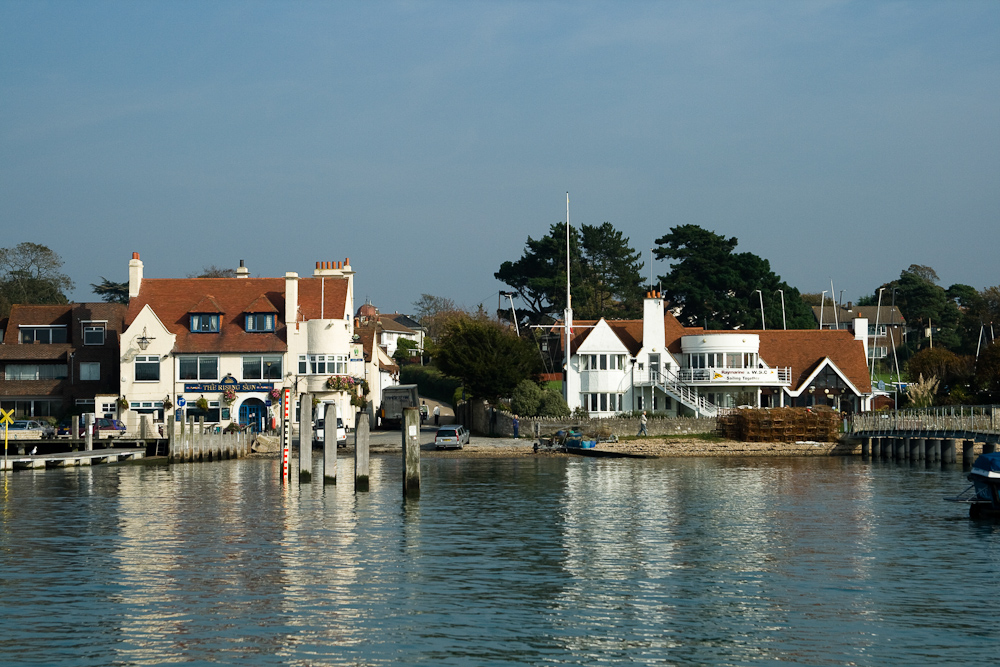 Warsash, near Southampton