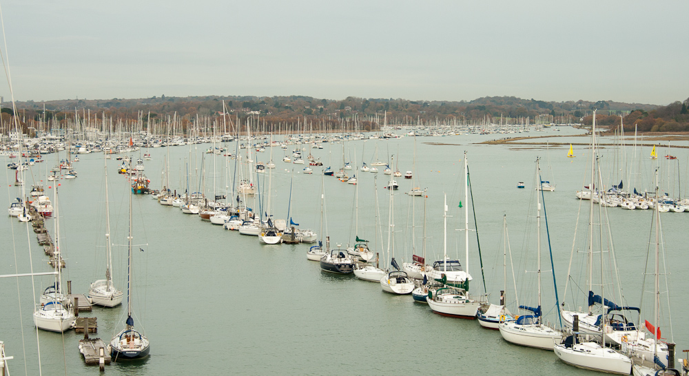 River Hamble, near Southampton