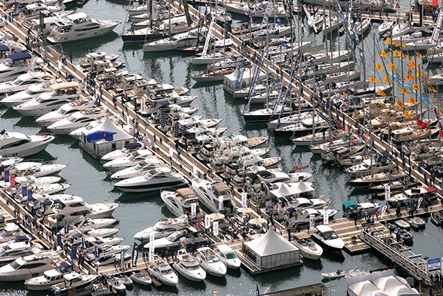 Southampton Boat Show 2013: is the recession over?