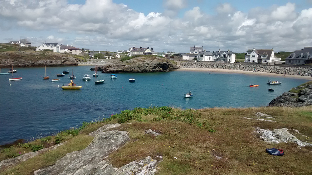 Stay and sail Trearddur Bay