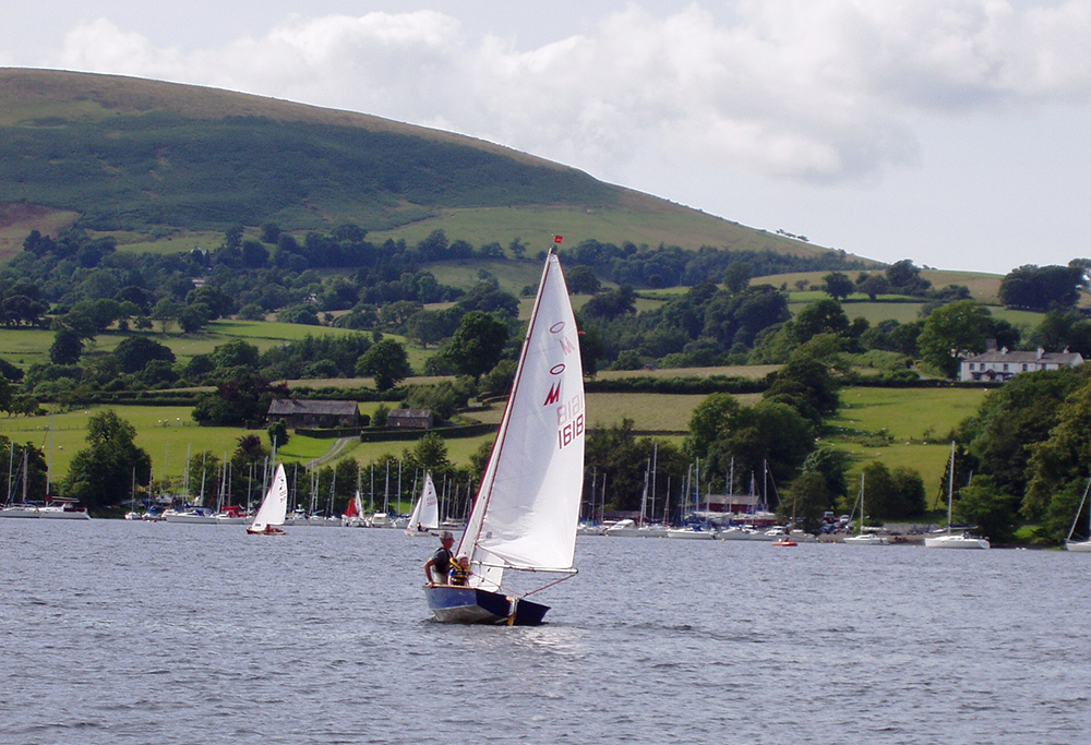 Stay and sail Ullswater