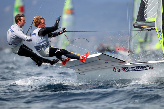 Final British Olympic sailing team members confirmed
