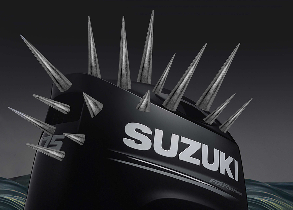 Suzuki's new insurance package is designed to give you much better peace of mind