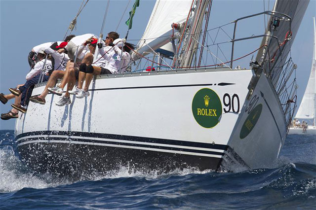 Nautor's Swan 51. Photo STYC/Ingrid Abery.