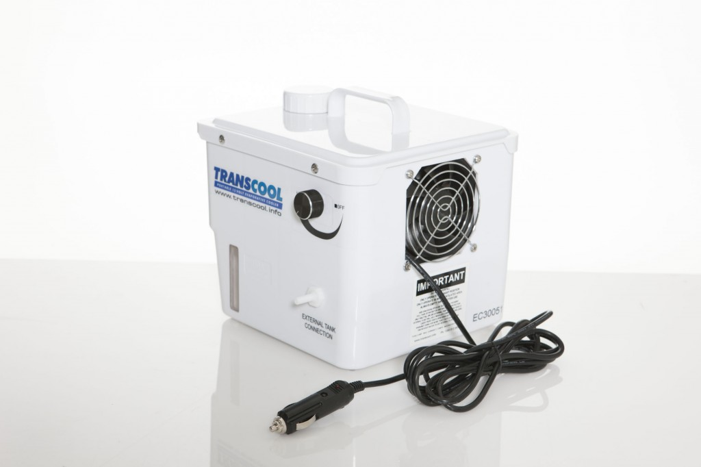Transcool water-cooled air-conditioner