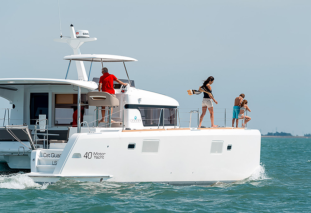 Multihull boat shows: worth a look
