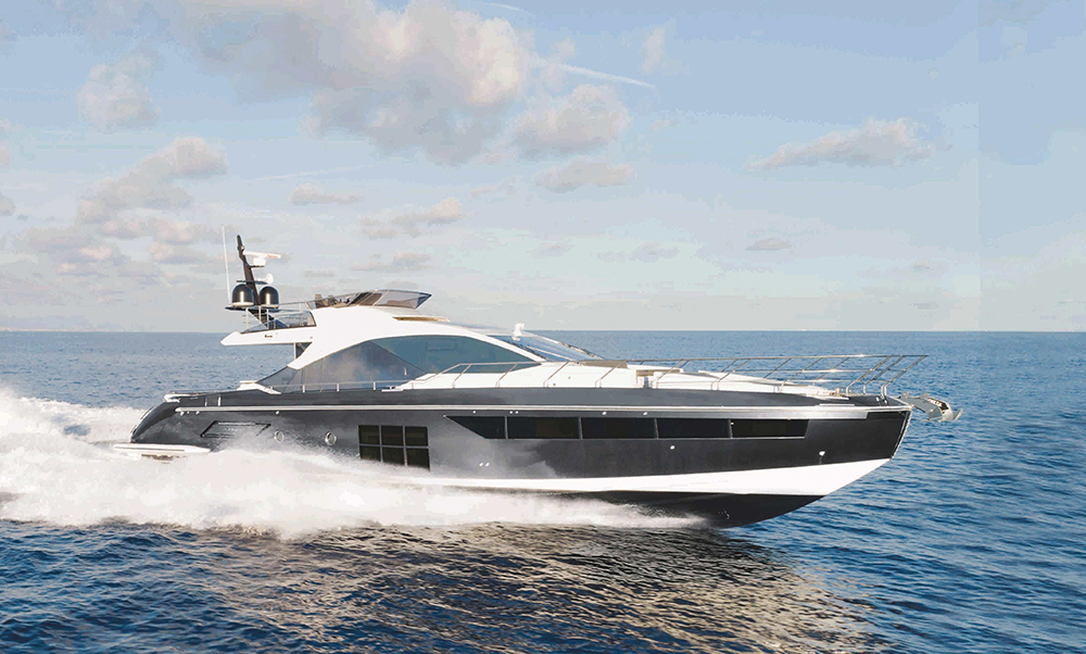 Azimut S7 wins award