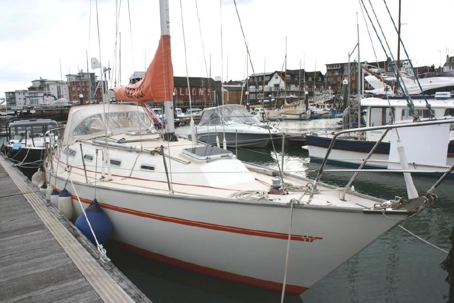 Tiger Lily Sadler 34 for sale in Cowes via YachtWorld.com