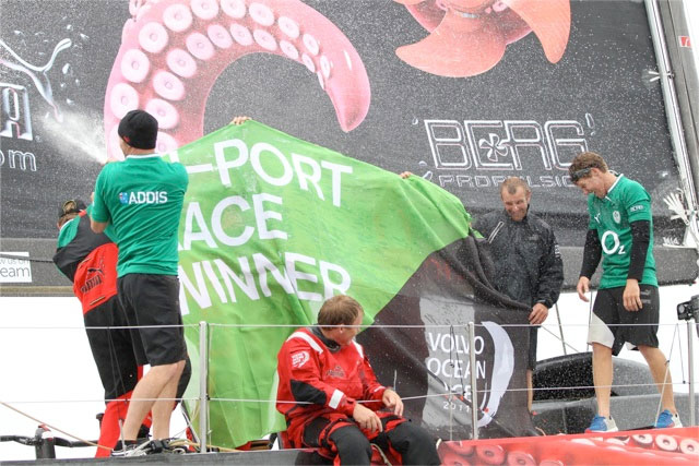 Volvo Ocean Race concludes with Puma win