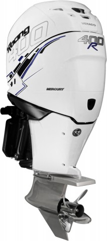 The new Mercury Verado 400R.