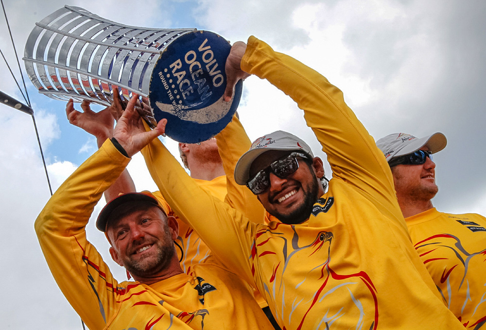 Ian Walker voted boats.com YJA Yachtsman of the Year 2015