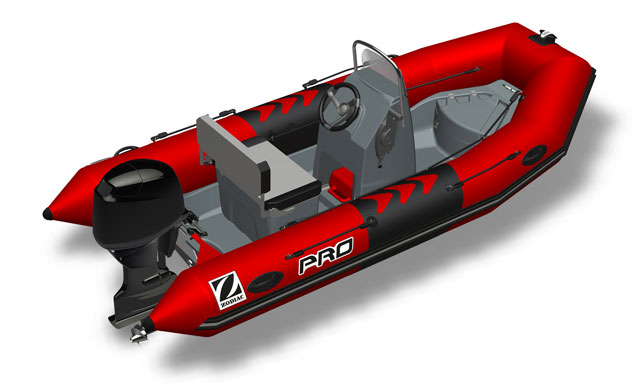 Zodiac expands RIB range