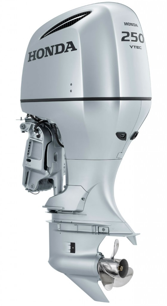 New Honda outboard makes its debut