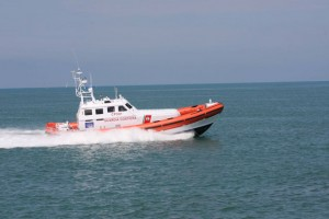 Italian Coast Guard picks Henshaw