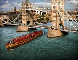 Royal Barge for Diamond Jubilee