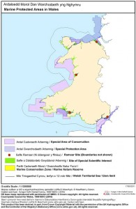 Welsh Marine Conservation rethink
