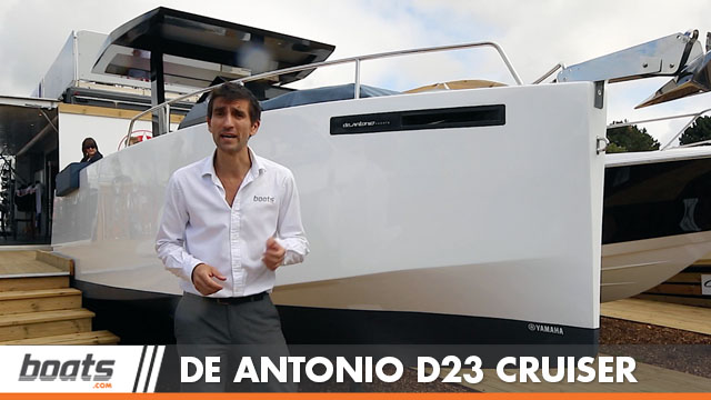De Antonio D23 Cruiser first look video