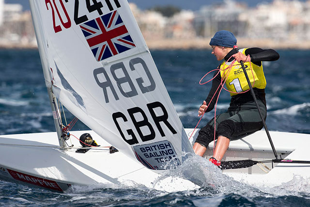 British Olympic sailors scoop seven medals in Palma