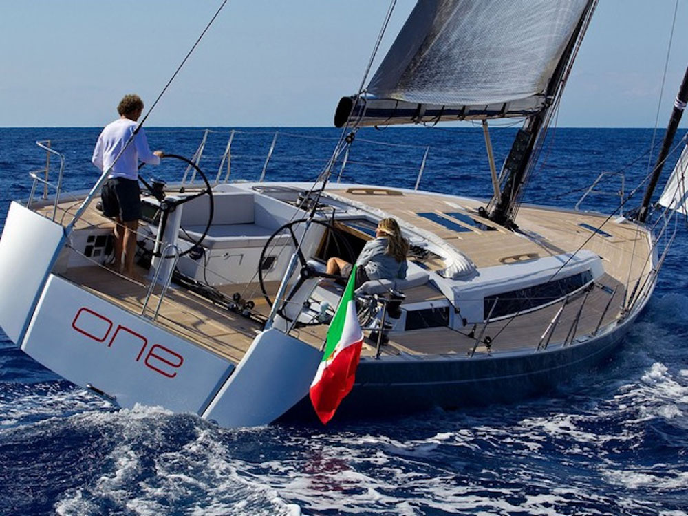 2015 Grand Soleil 50 review