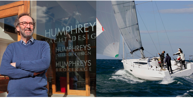 Rob Humphreys and Elan Yachts