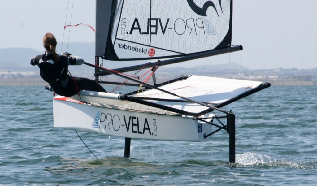 Foiling under sail comes of age