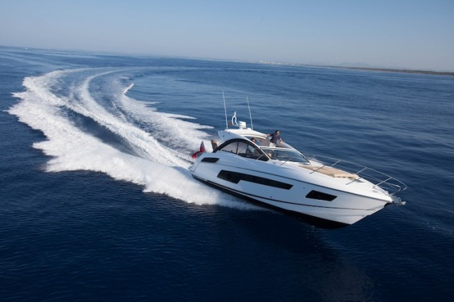 Sunseeker Portofino 40: a memorable debut