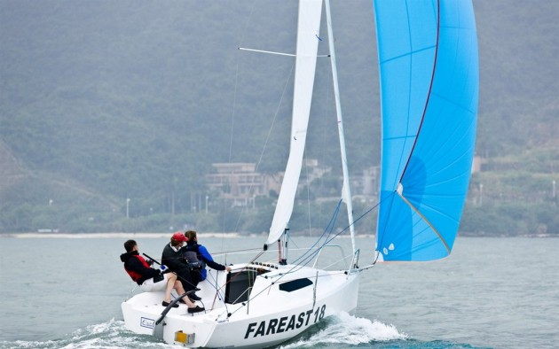 Fareast 18 review: Speedy day-sailer