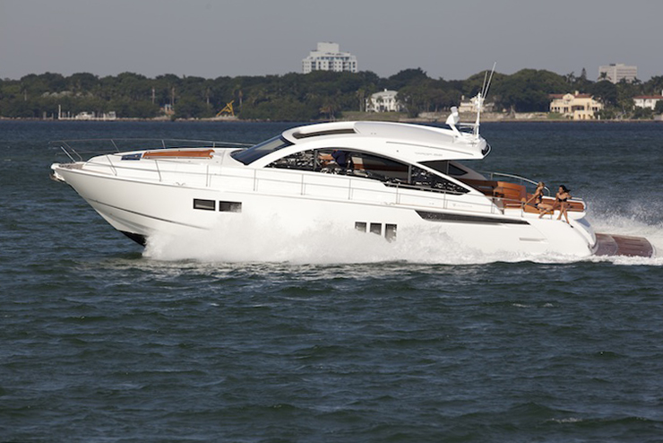 Fairline Targa 62 review: GT looks and performance