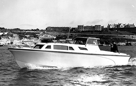Project 31 by Marine Projects of Plymouth