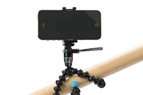 Griptight Gorillapod - video your boat