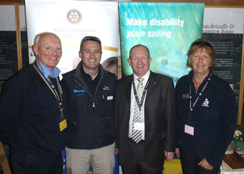 First Sailability site of excellence in Scotland