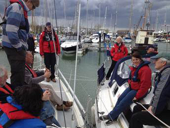 Tollesbury Marina launches Active Marina Programme