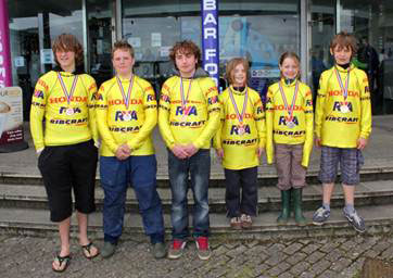 South West winners decided in Honda RYA Youth RIB champs