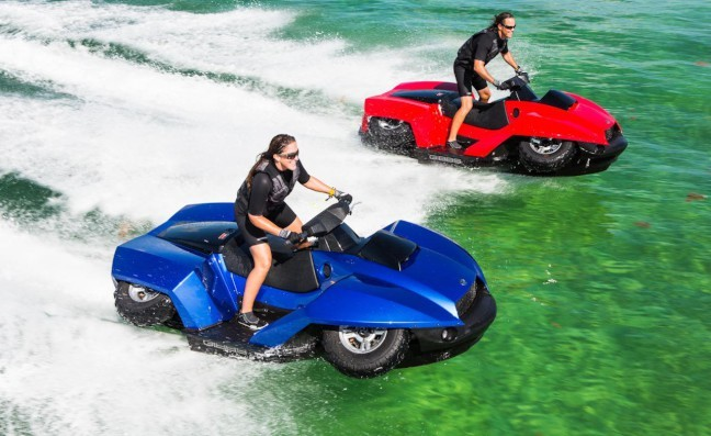 Five fabulous superyacht runabouts: Gibbs Quadski