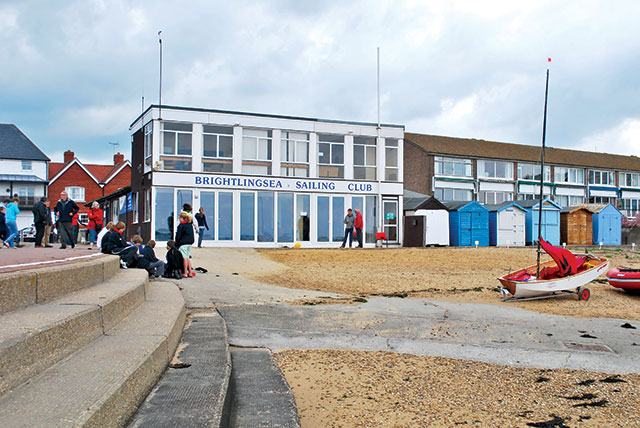 Brighlingsea Sailing Club