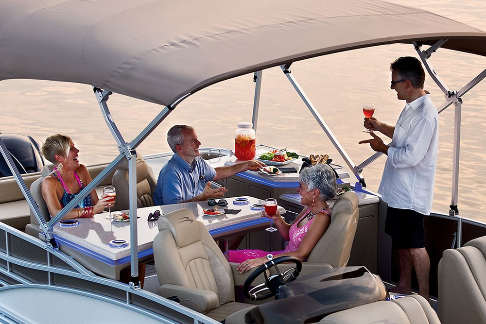 Party boats: 5 essential items for fun afloat
