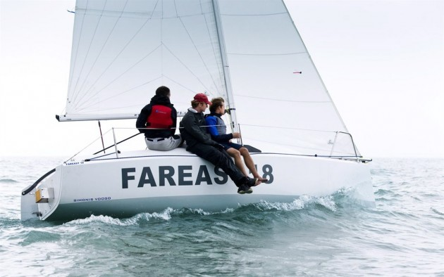 Fareast 18 - performance, accommodation, build quality