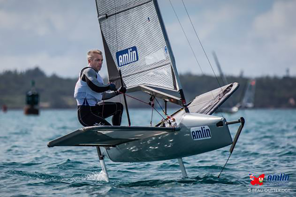 Brits take the early lead in Bermuda