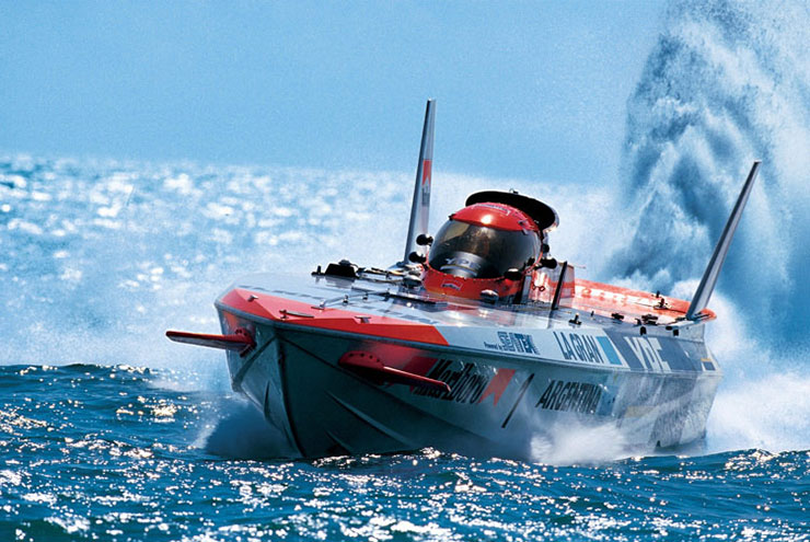 World's fastest powerboats: 5 famous record breakers
