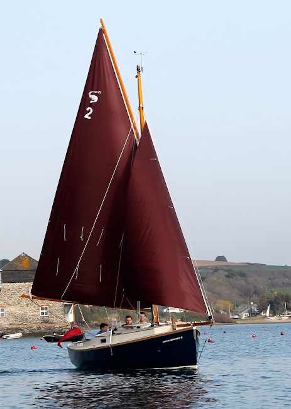 Simple to sail – Cornish Shrimper 21 review