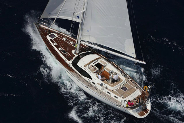 Oyster 56: second-hand yacht review